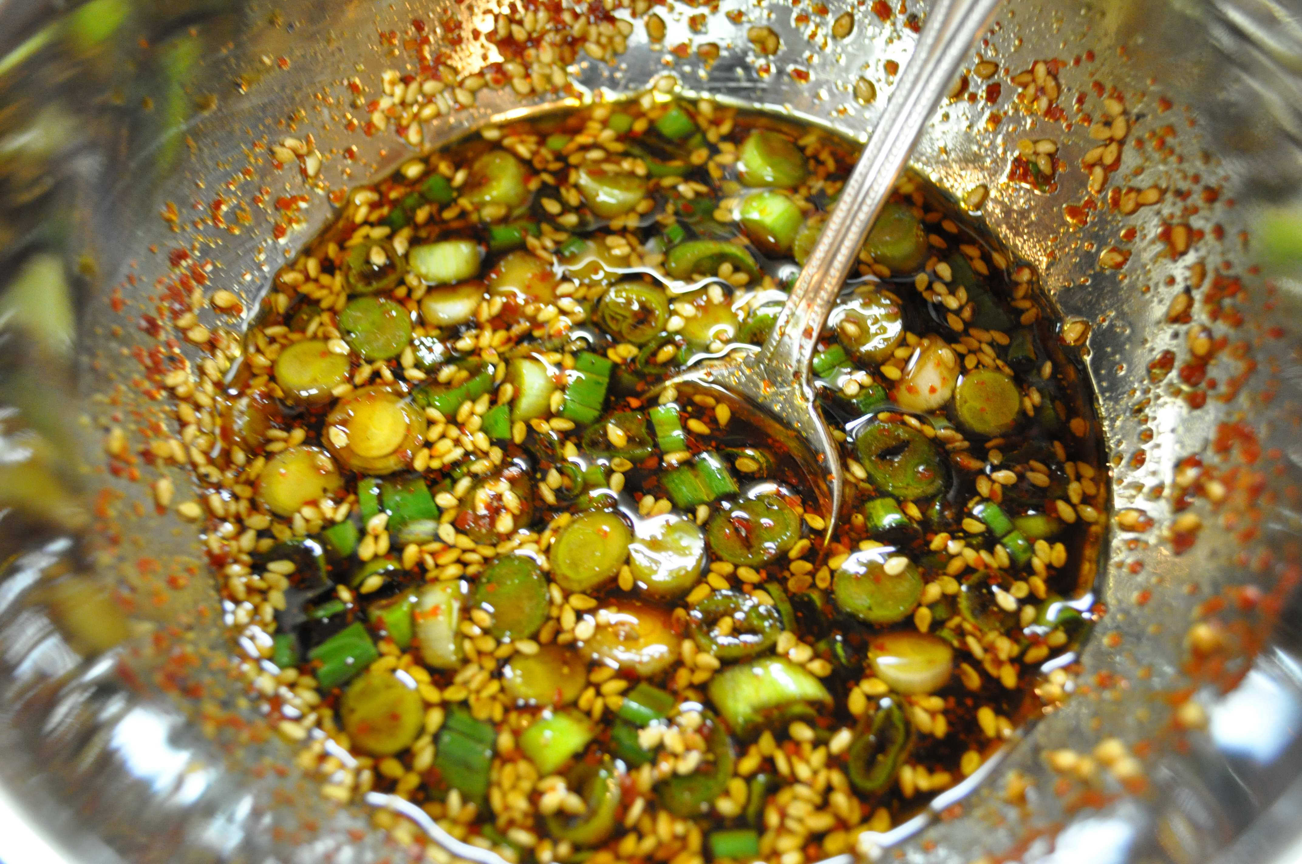 Sauce for Tofu Jorim