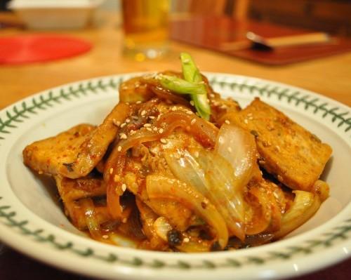 Dubu/Tofu Jorim