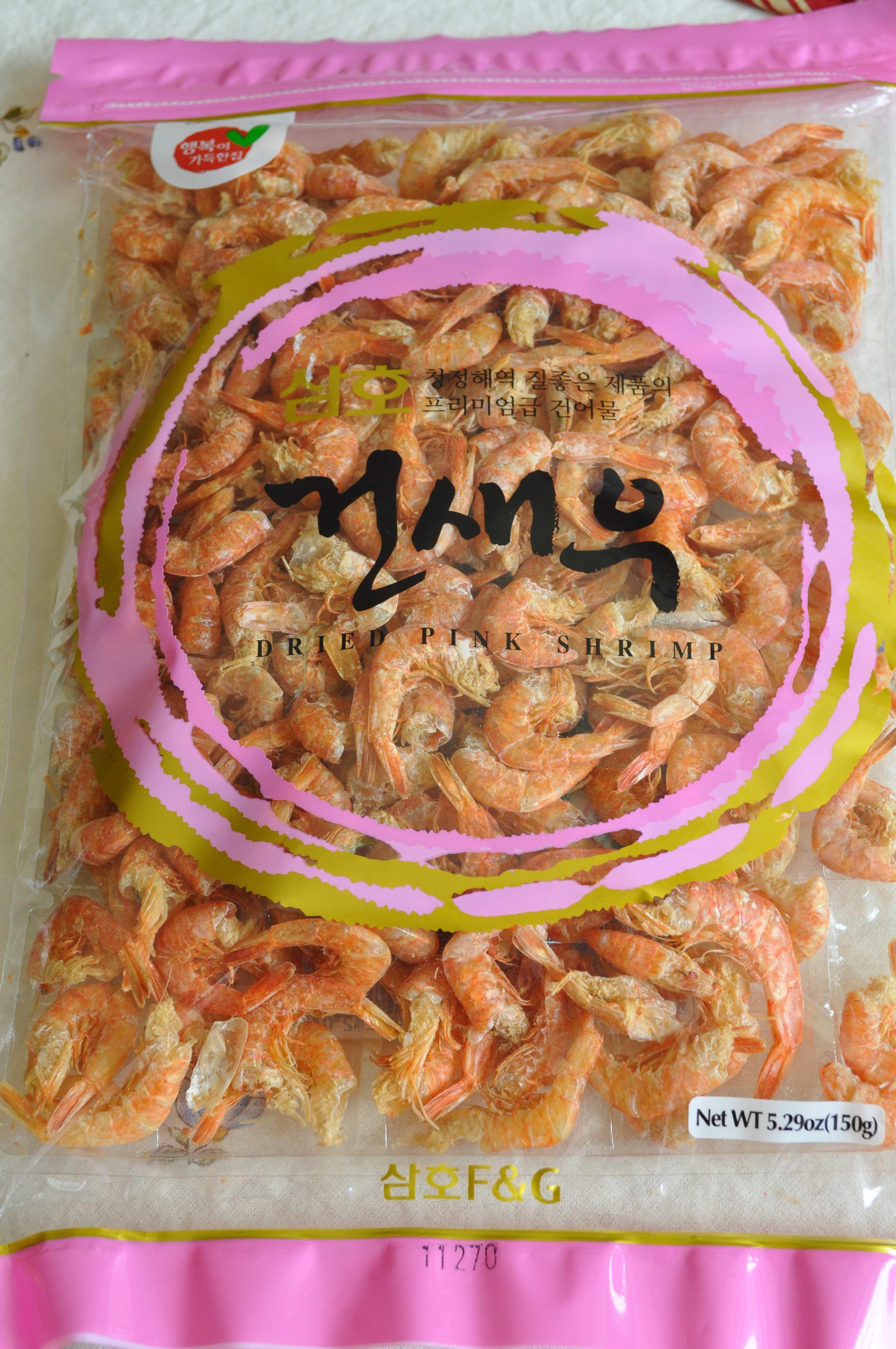 Dried Shrimp(Maleun Saewoo)