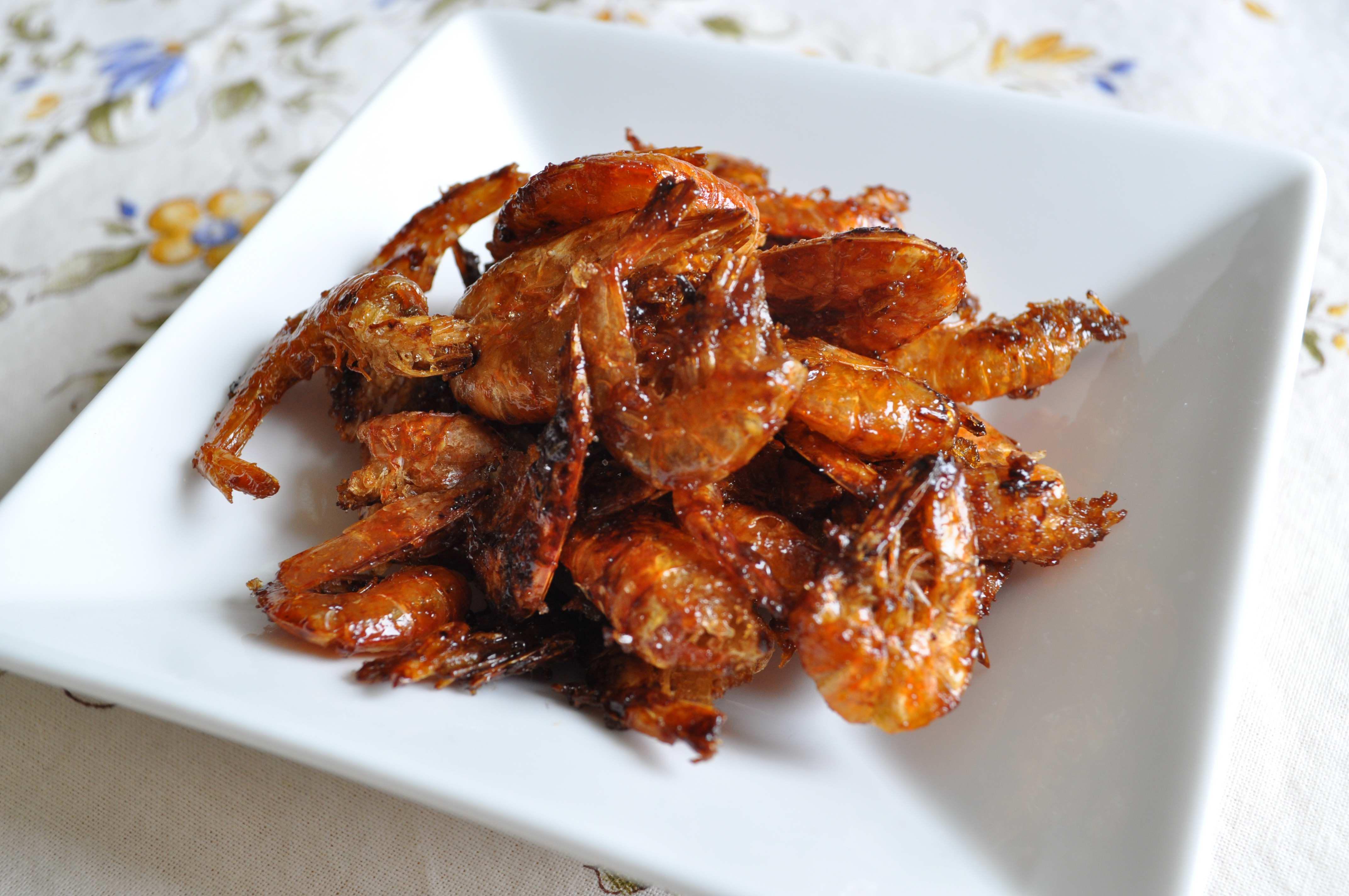 Korean Sauteed Dried Shrimp