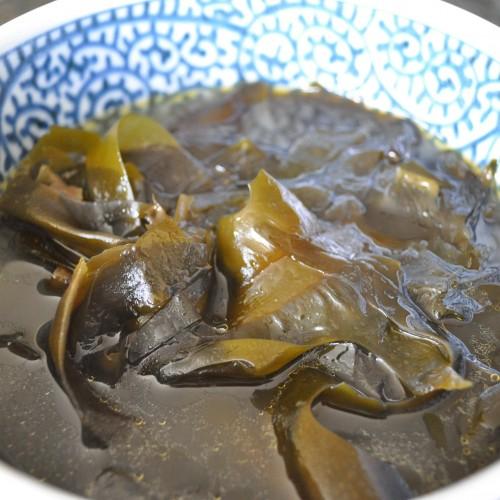 Miyuk Gook (Korean Seaweed Soup)