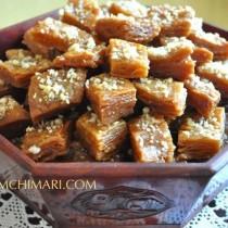 Korean Sweets - Yakwa