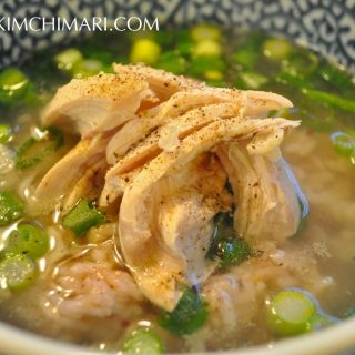 Yeong gye baeksuk – Korean Chicken Soup for the Soul