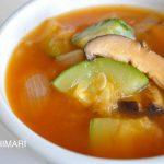 Gochujang Hobahk Jjigae (Spicy Zucchini Stew)