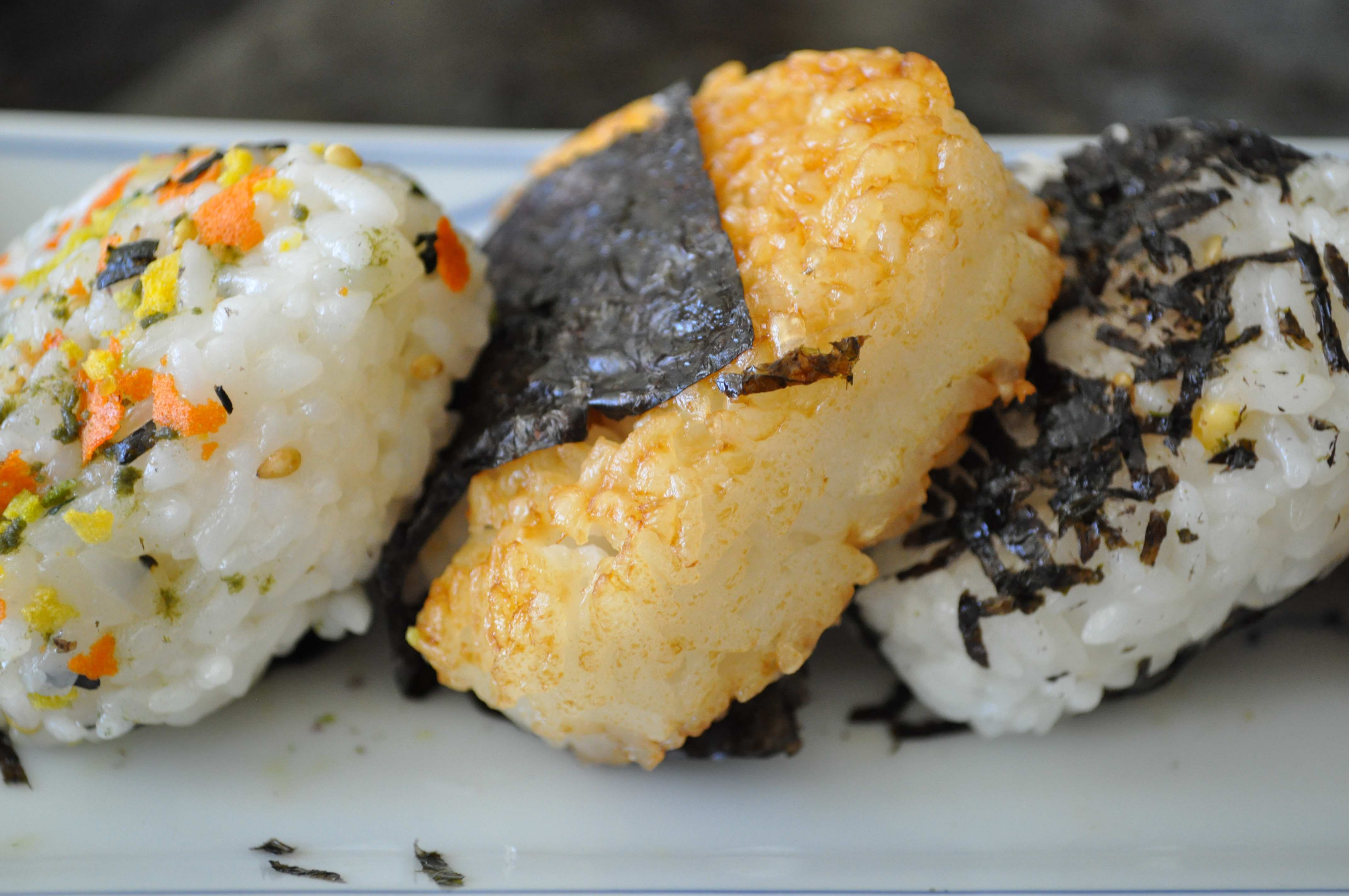 Almost instant Riceball(주먹밥 Joomukbap)