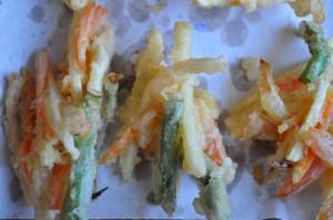 Vegetable Fry (Yache Twikim) pieces