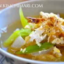 Bugeo Guk (Korean Dried Pollock Soup)