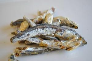 Gukmul Myulchi (국물멸치) - Anchovies for Stock