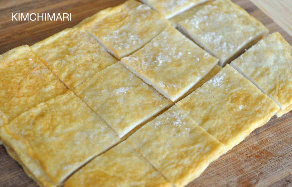Spicy Rice Cake - Fish Cake