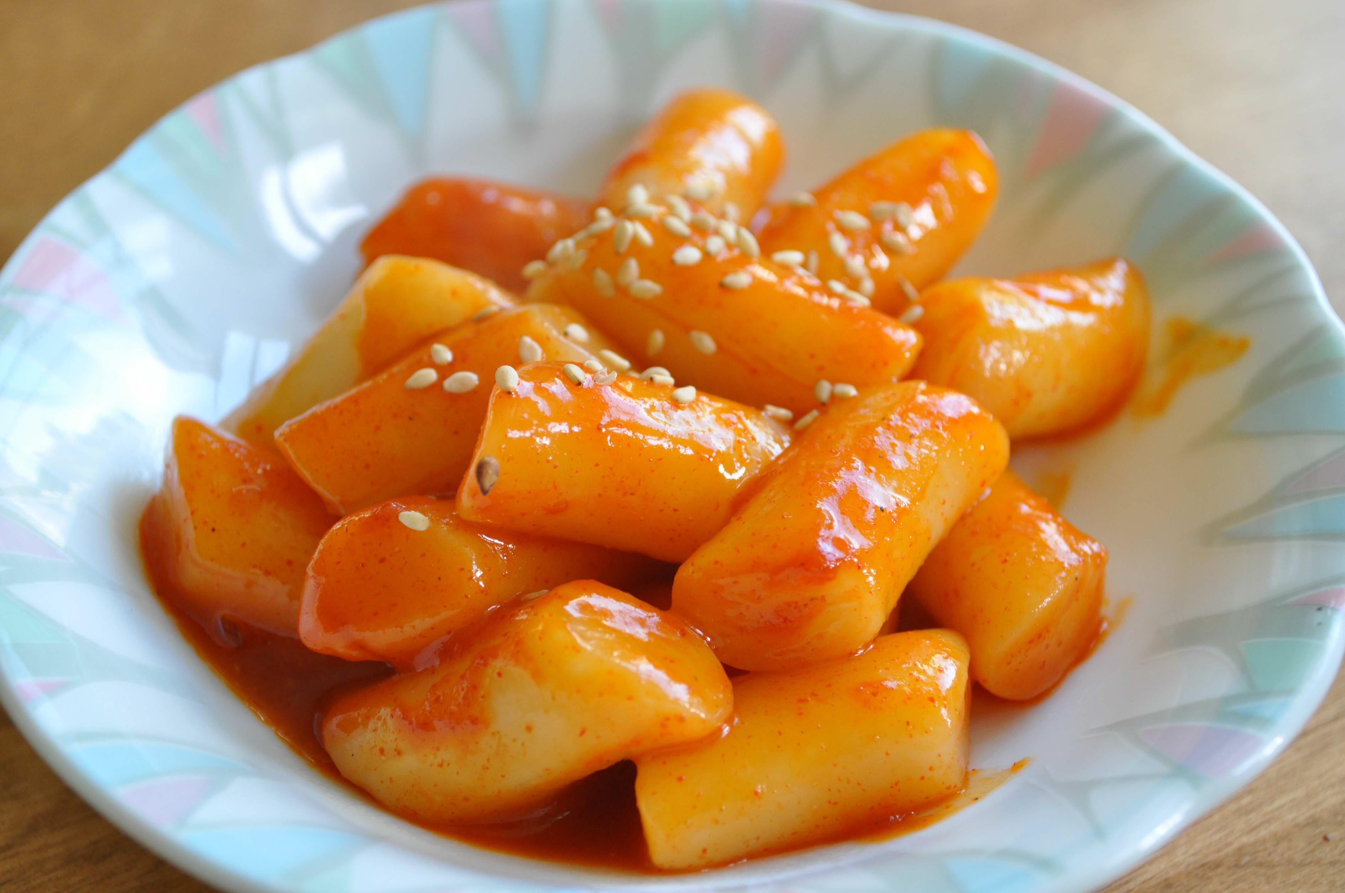 Korean Rice Cake Recipe Gochujang: Ddukbokki (Korean Spicy Rice Cake)
