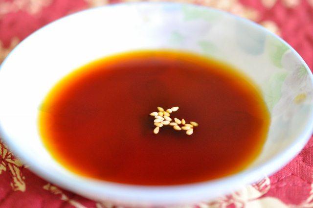 Soy Sauce w/ Vinegar (Chokanjang 초간장)