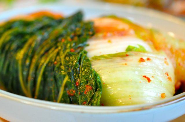 kimjang kimchi