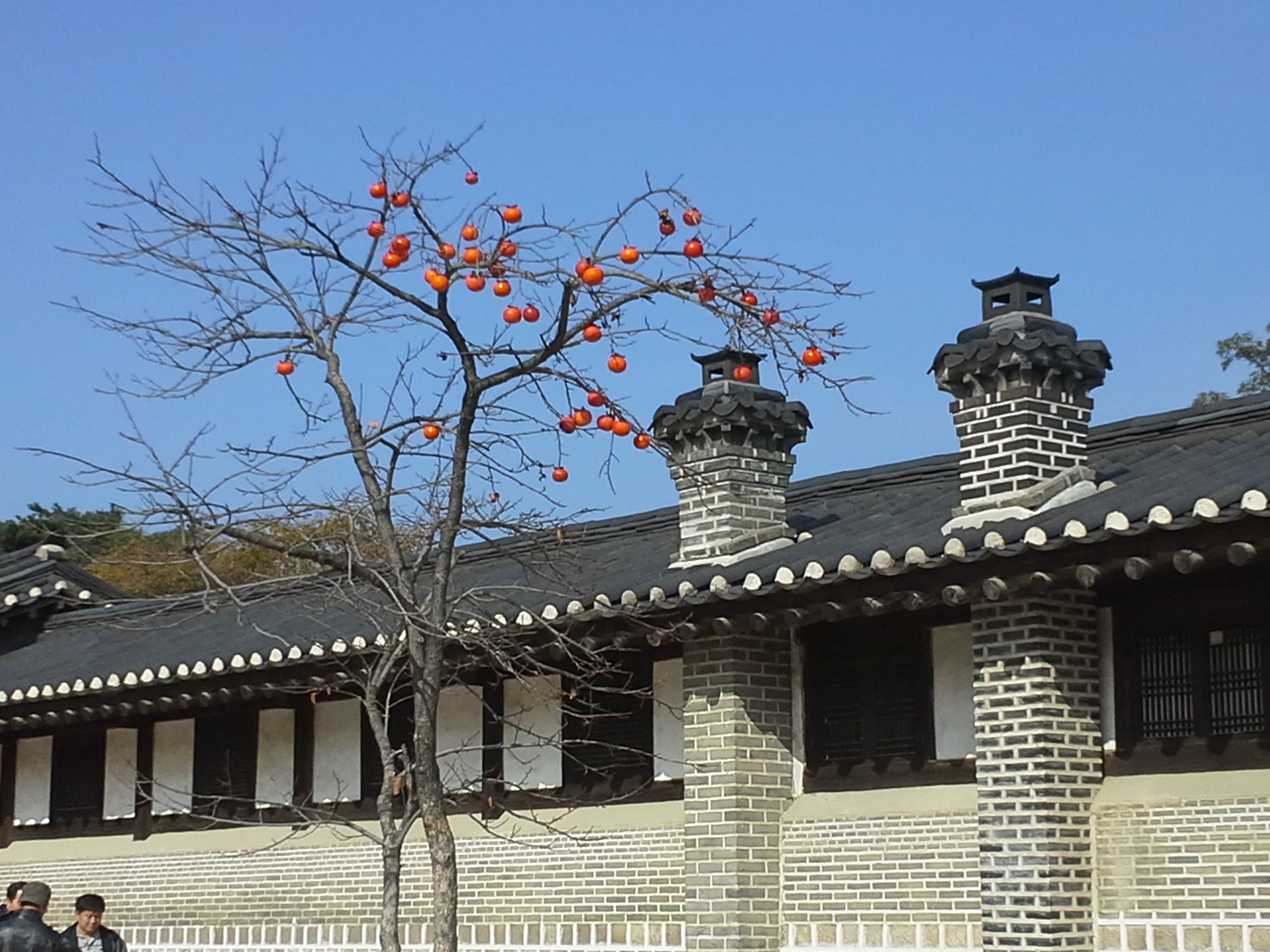 Korean Kyungbok Palace