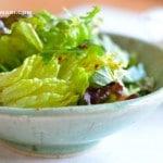 Korean Lettuce Salad (Sangchoo Geotjeori)
