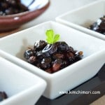 Sweet and Salty Soybeans (콩자반 Kongjaban)