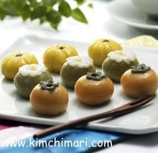 modern korean rice cake clo