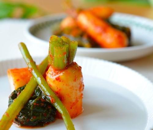 Young Radish (Chong Gak) Kimchi