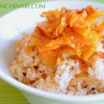 Mock Kimchi Rice with Bacon