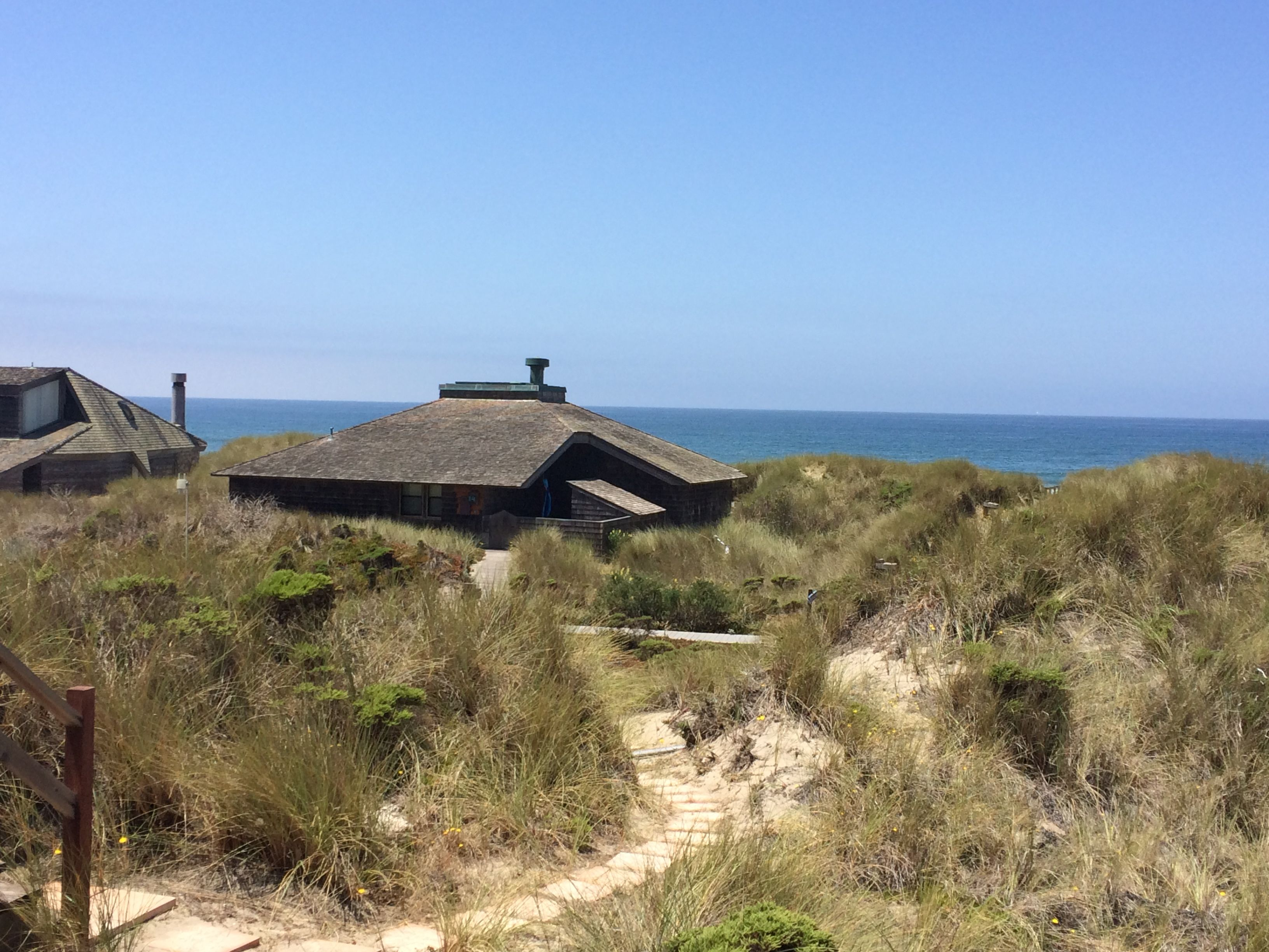 beach house view from pajaro dunes