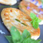 Mint Hotteok/Hodduck (Korean Sweet Pancake)