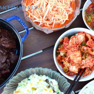 Best Korean Summer BBQ Party – Menu and Tips