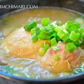 Samgyetang – Korean Ginseng Chicken Soup