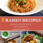 Pics of 3 diff. easy ramen recipes