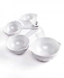 Martha Stewart measuring cups 1 cup = 240 ml
