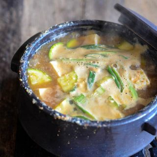 Doenjang Jjigae – Korean Soybean Paste Stew