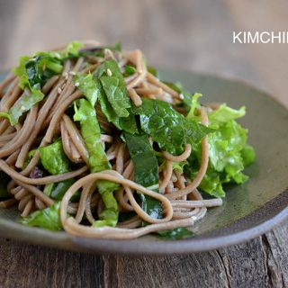 Best Soba Noodle Salad with Sesame Soy Vinaigrette