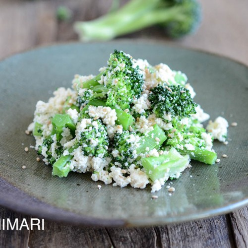Easy Tofu Recipe with Broccoli