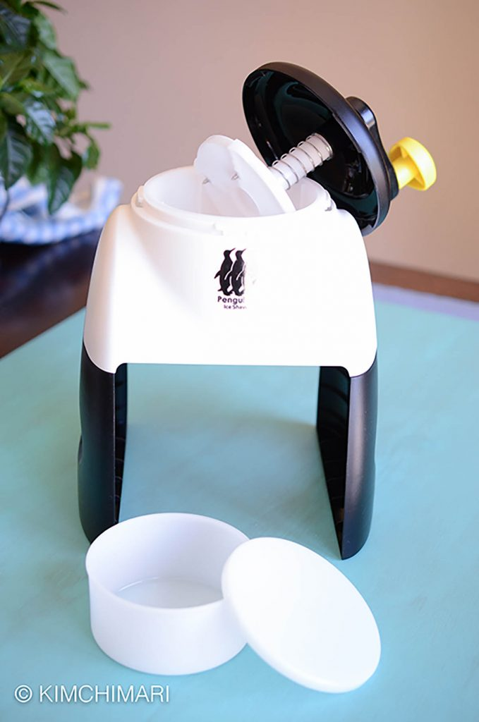 Ice Shaver Machine for Bingsu