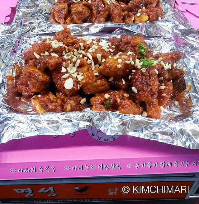 Sweet Soy Sauce For Korean Fried Chicken Recipe — Dishmaps