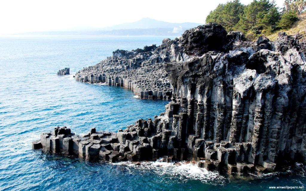 Jeju Island - Jungmun Daepo