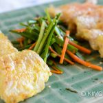 Korean Fish and Shrimp Jeon (Saengsun Jeon, Saewoo Jeon)