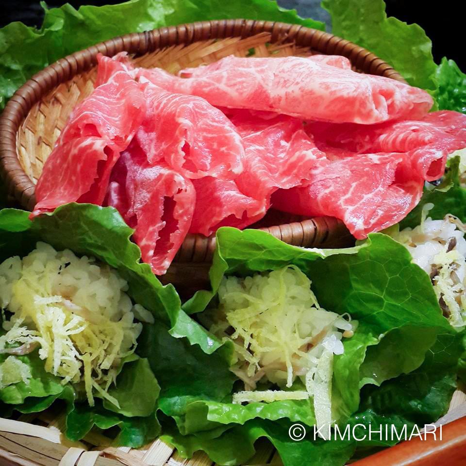 Types of Greens for Korean Lettuce Wraps (Ssam) - A