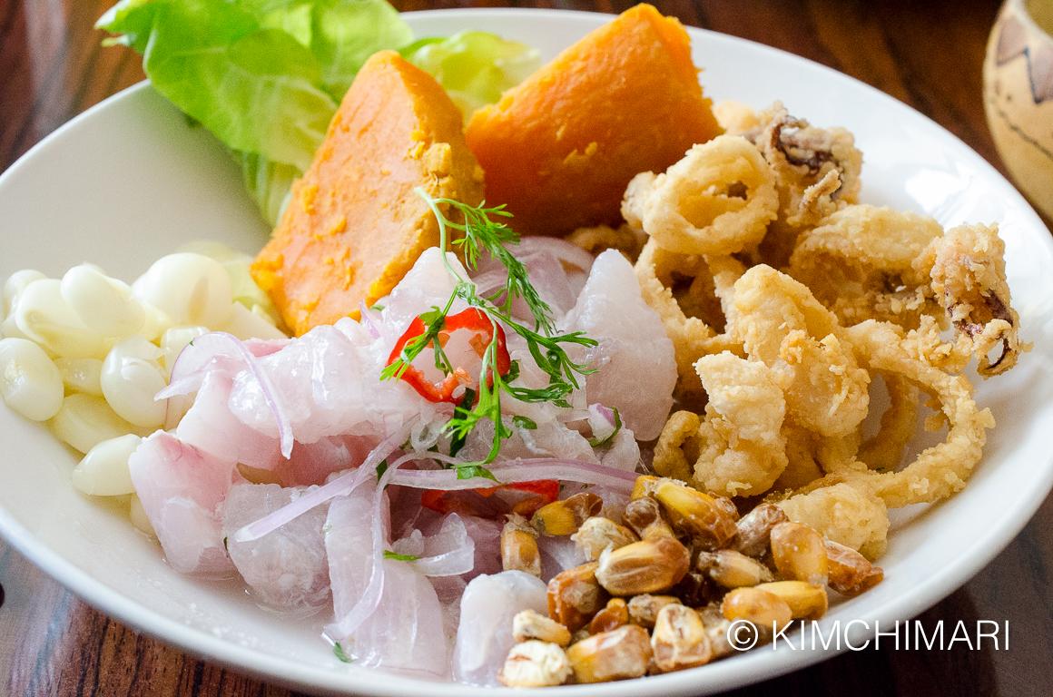 Lima Gourmet Food Tour, Peru @ Not Quite Nigella |Lima Peruvian Favorite Foods
