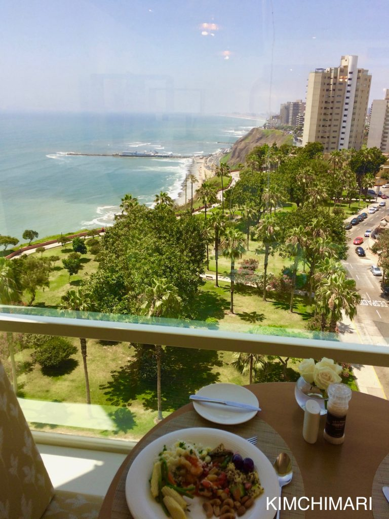 Miraflores Park Hotel Lounge, Lima Peru