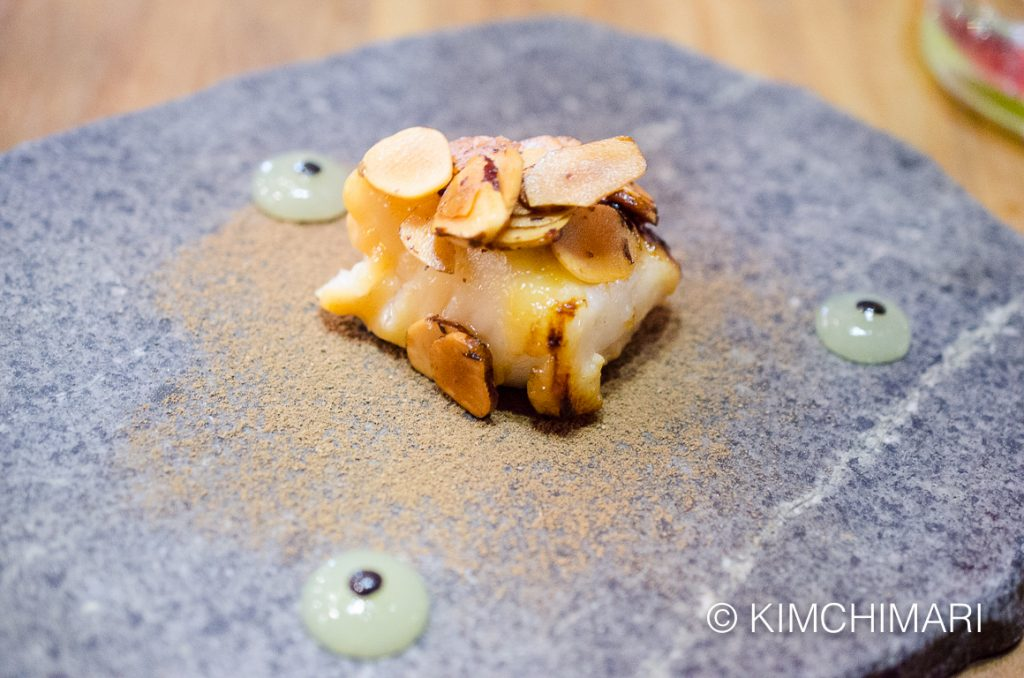 Gindara cod misoyaki, Maido