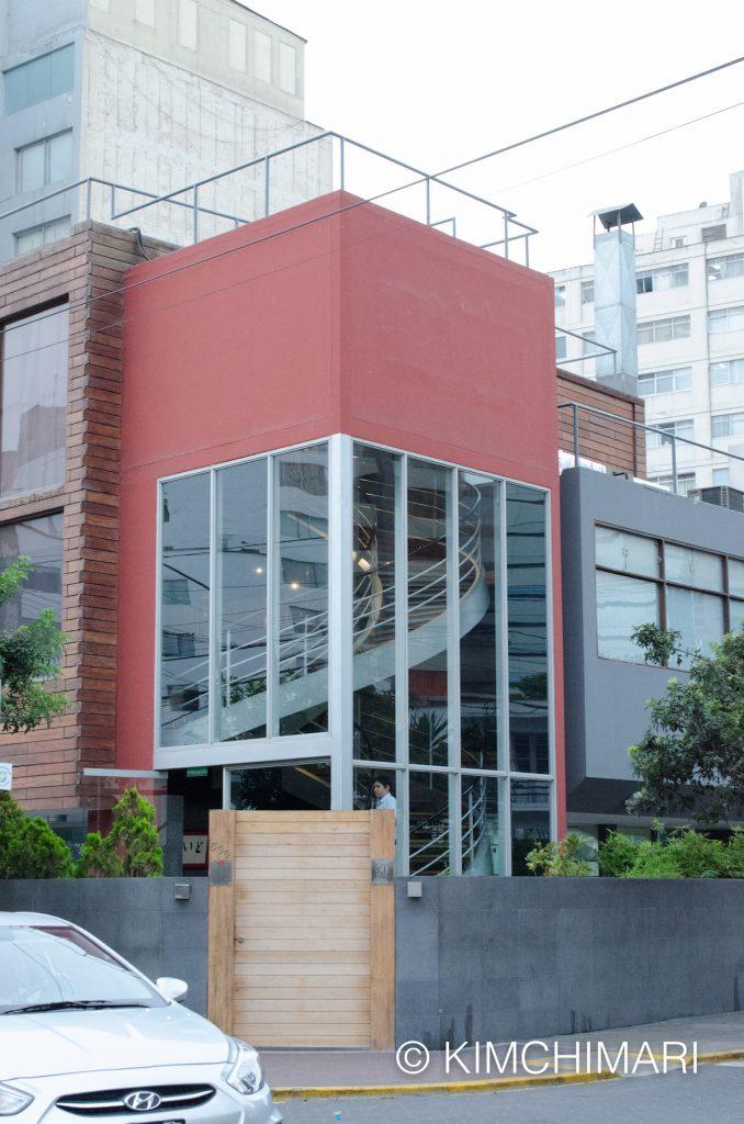 Maido Building Lima Peru