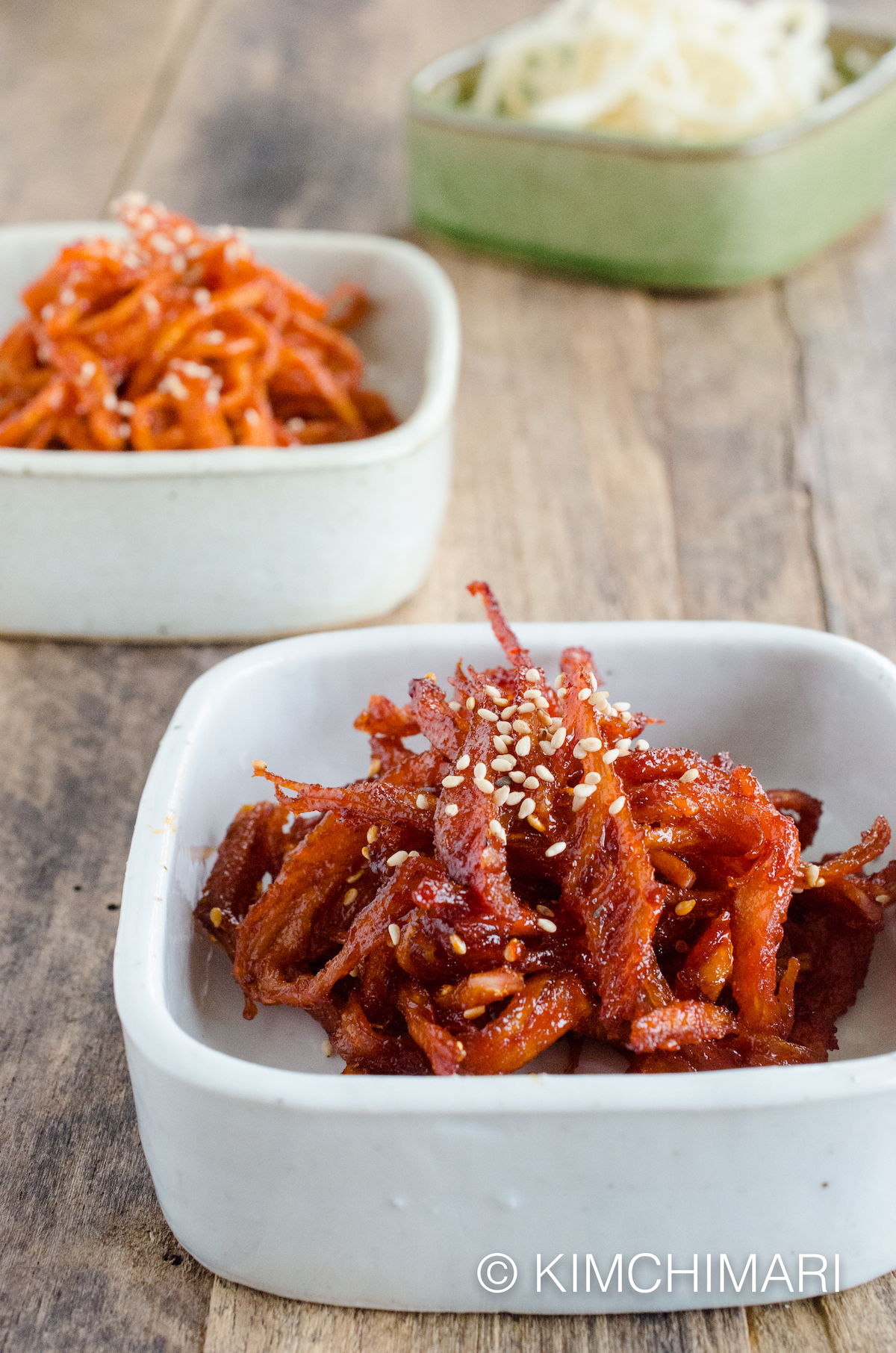 How to make dried squid at home