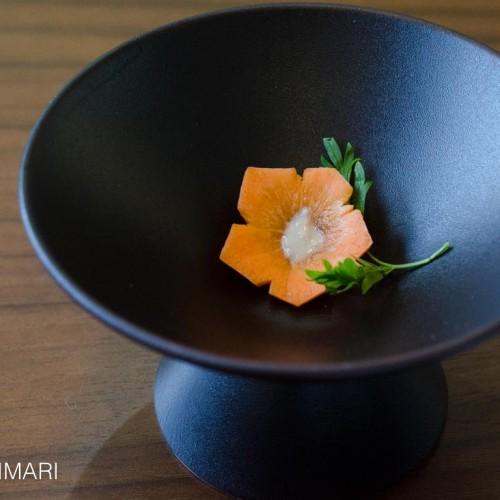 KoreanTempleFood CarrotsWithTofujang