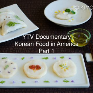 Bukkumi and Hwajeon on YTV America Korean Food Documentary