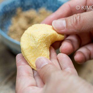 Songpyeon (Korean Pine Rice Cakes) Video!