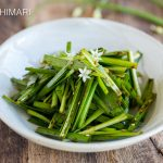 Chive Salad - Korean Buchu Muchim