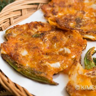 Kimchi Pancake (Kimchi Jeon) in 20 minutes!