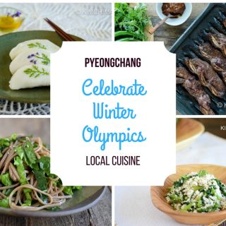 Pyeongchang Local Cuisine to Celebrate the Olympics!
