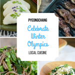 Pyeongchang Local Cuisine to Celebrate Olympics!