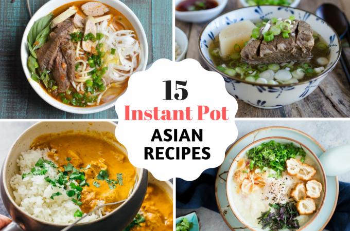 15 top instant pot asian recipes