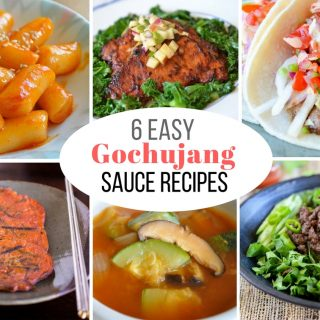 Gochujang Sauce Recipes